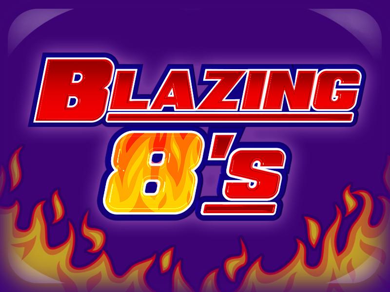Blazing 8's