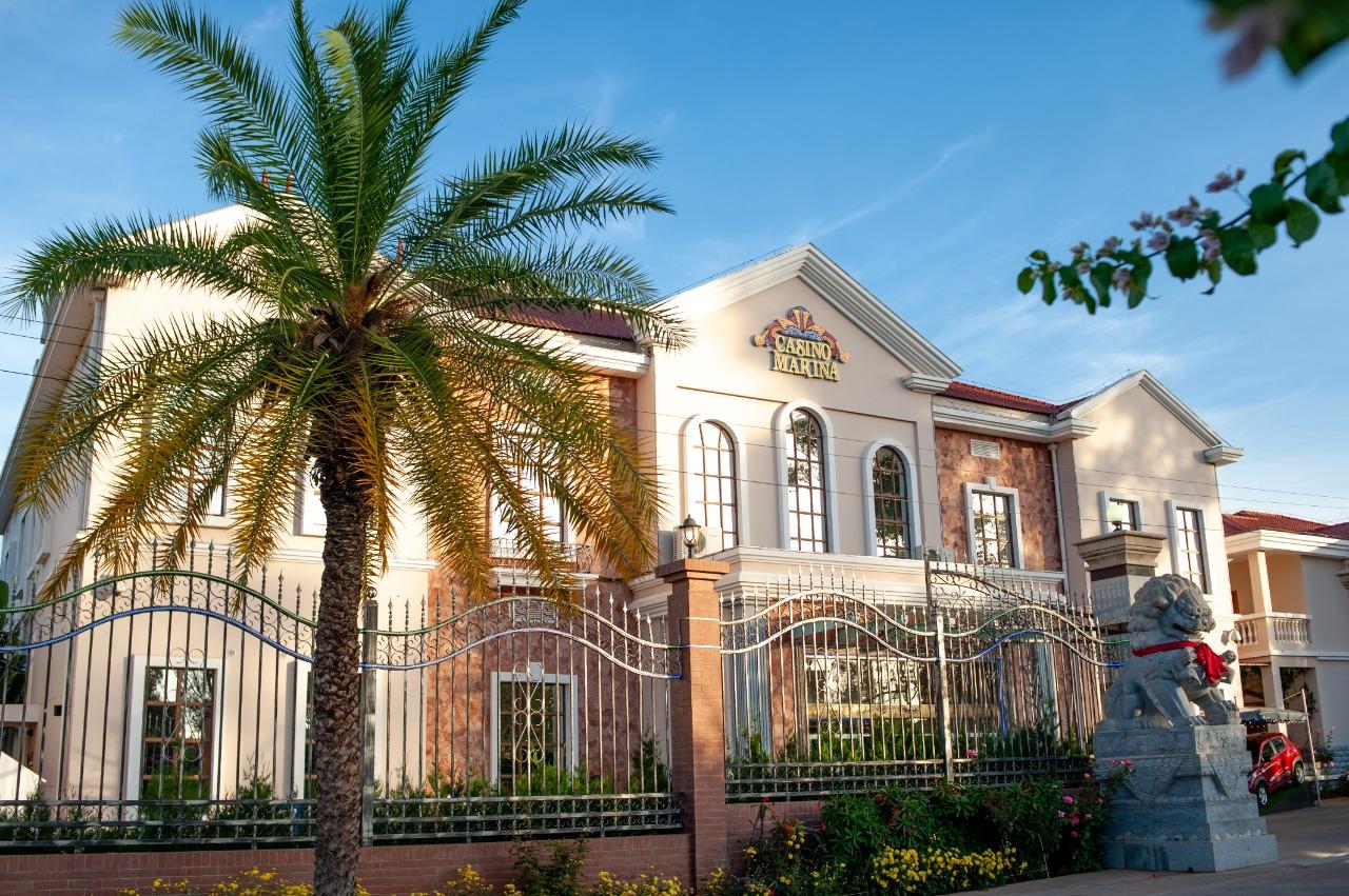 Casino Marina Antananarivo swaps to the ACE System