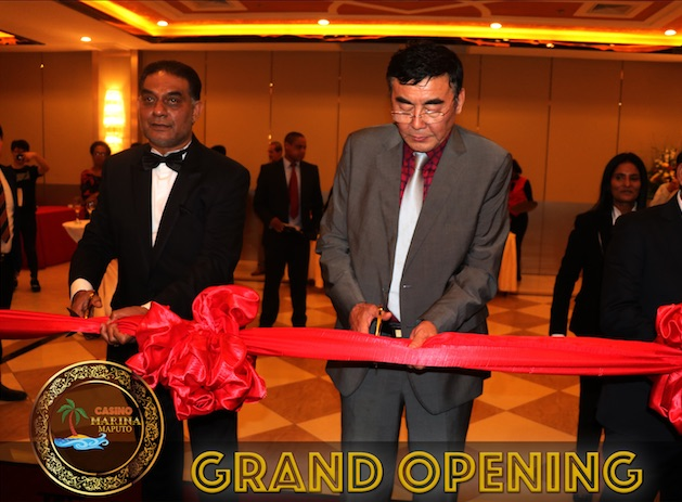 Record Relaunch Night at Casino Marina after ACE System Roll Out