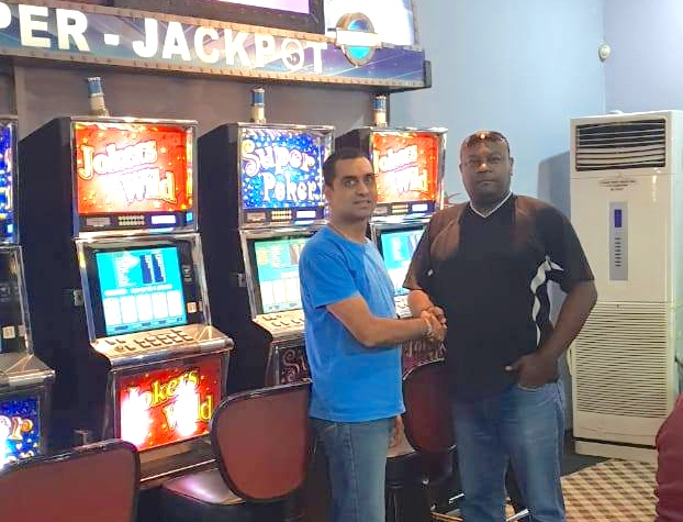 Jacaranda Casino Abuja Converts to the ACE Cashless Gaming Management System