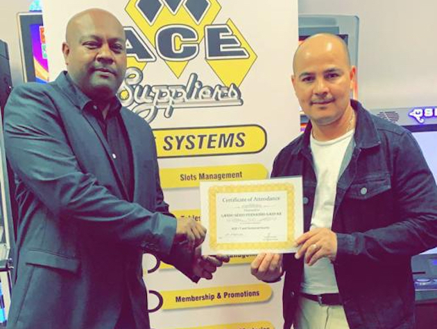 ACES' Training Provides Improved Operational Excellence