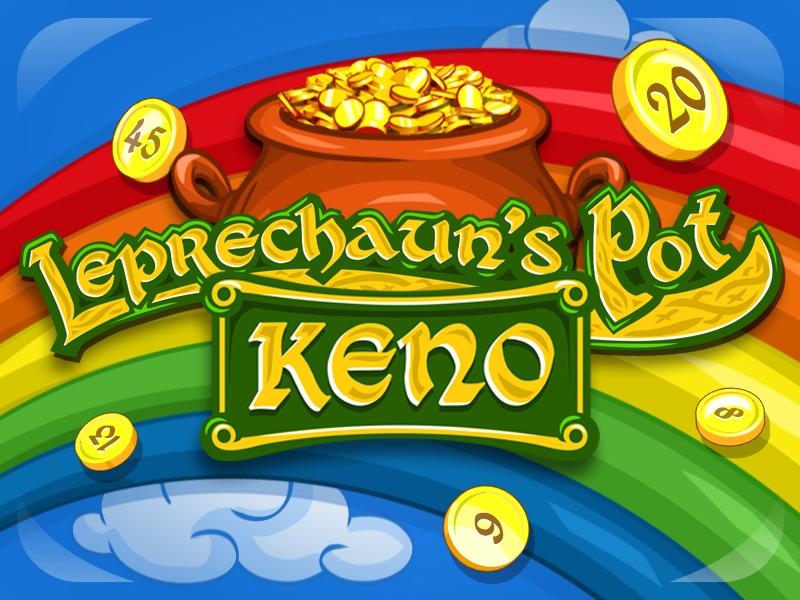 Leprechaun's Pot Keno