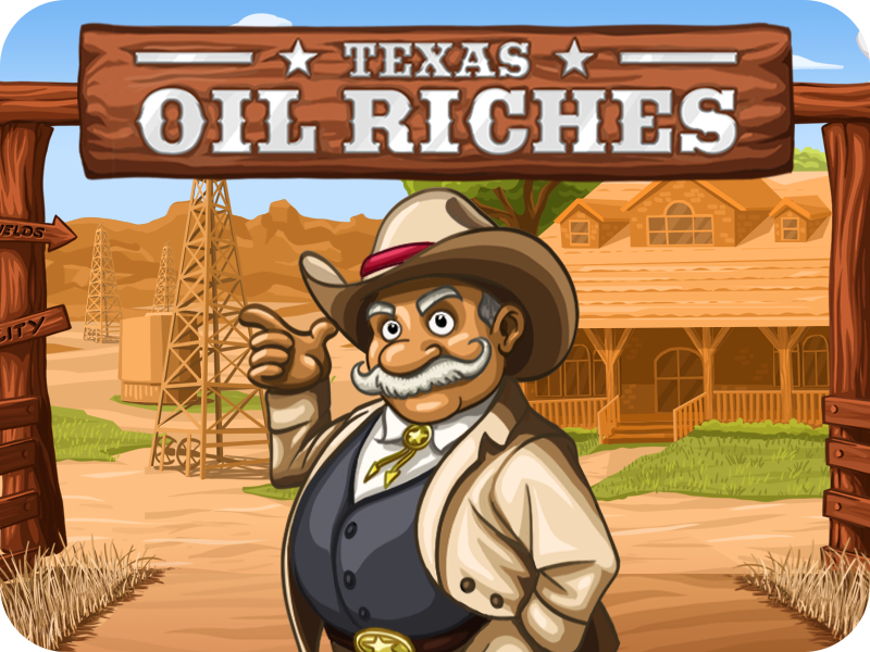 Texas Oil Riches