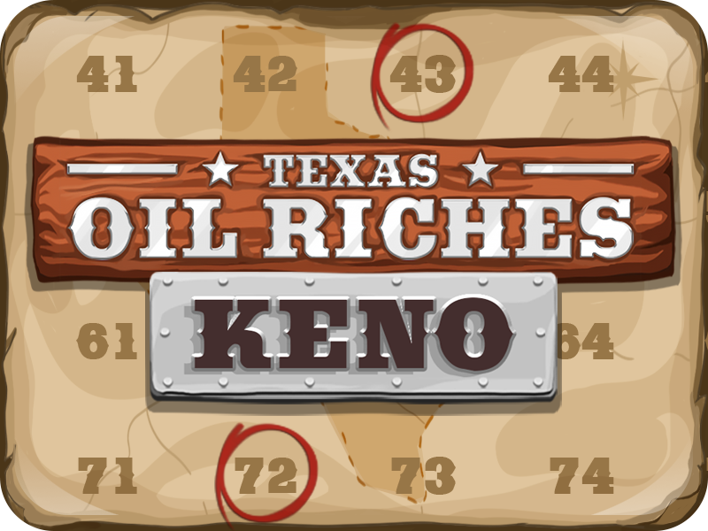 Texas Oil Riches Keno