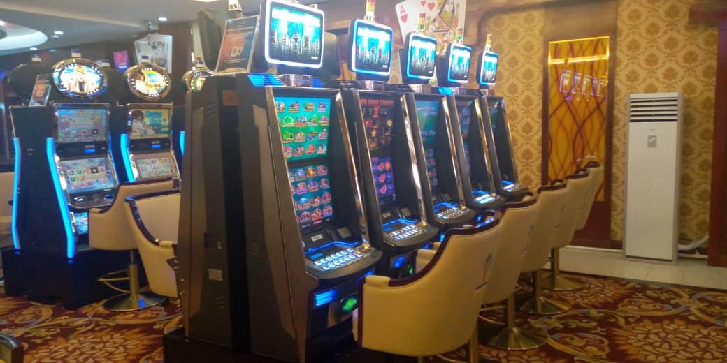 Casino Marina, Blantyre opens